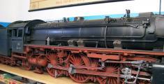 BR 03 125 mm, Gartenbahnspur