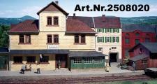 "Bahnhof ""Gehtnich"", Halbrelief, Spur 1"